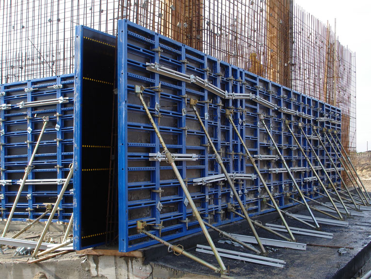 how to make formwork for concrete