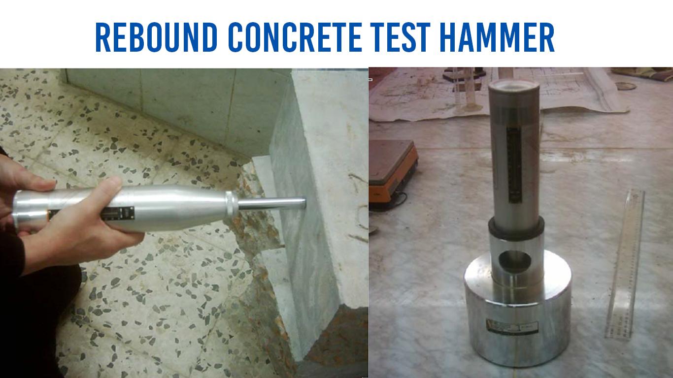 Rebound Concrete Test Hammer