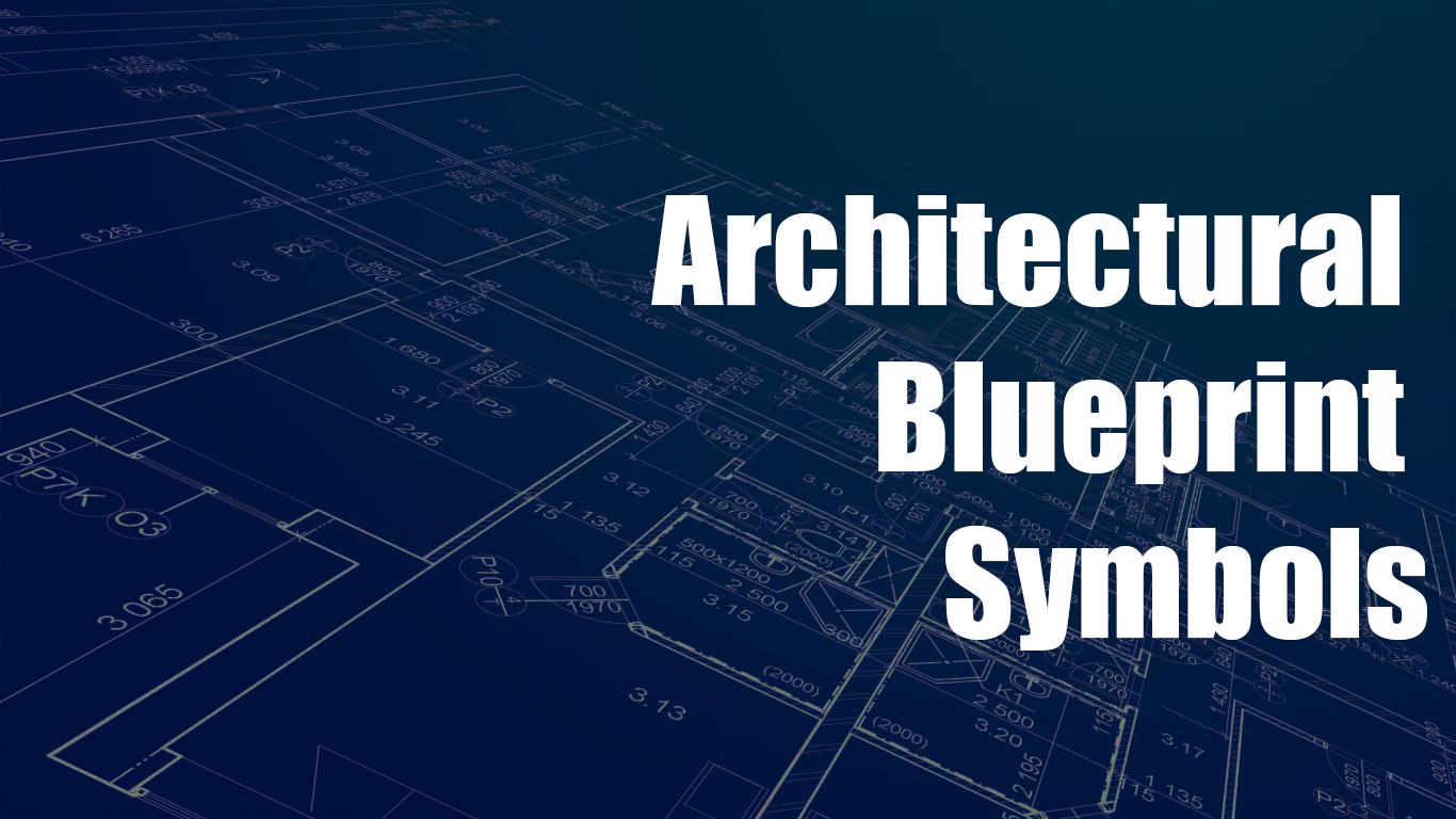 Architectural blueprint symbols buycottarizona