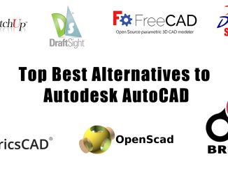 Top Best Alternatives to Autodesk AutoCAD