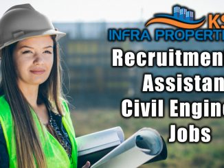 Recruitment for Assistant Civil Engineer Jobs