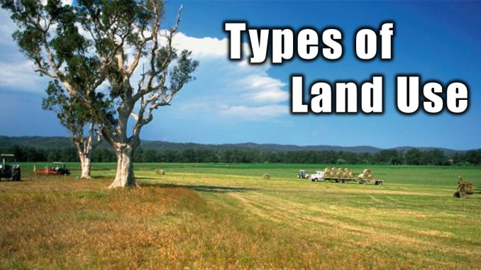 Types of Land Use